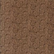 Moda - Spice It Up - 6605 -  Vines on Brown - 38050 17 - Cotton Fabric